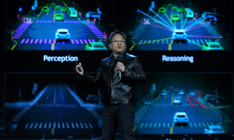 Here's the most recent update on money flows in Nvidia, Apple and Amazon