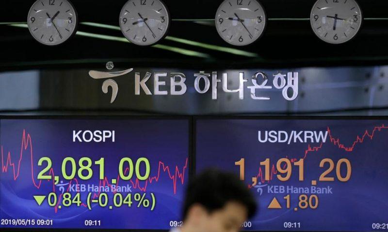 Global Stocks Follow Wall Street Higher