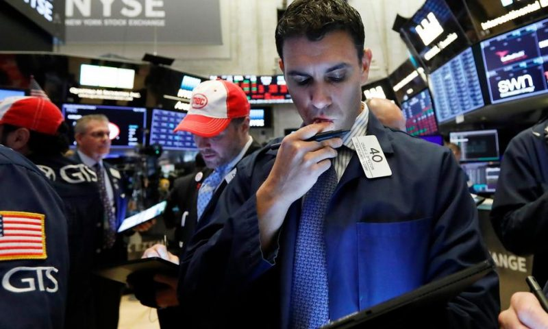 Wobbly Week for US Stocks; 2nd Weekly Drop for S&P 500