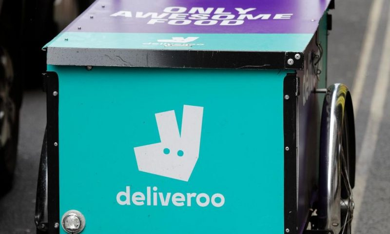 Amazon Takes Top Stake in UK Food Delivery Firm Deliveroo