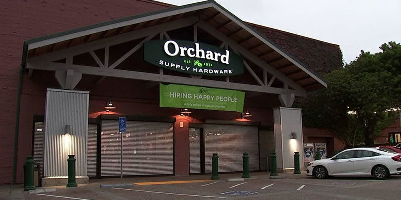 All Orchard Supply Stores To Close