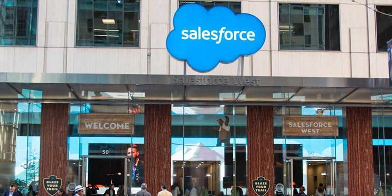 Salesforce Is the Gold Standard Of Cloud Stocks