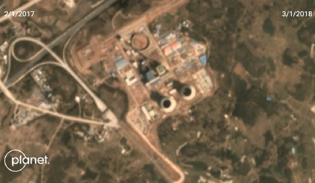 Satellite images show 'runaway' expansion of coal power in China
