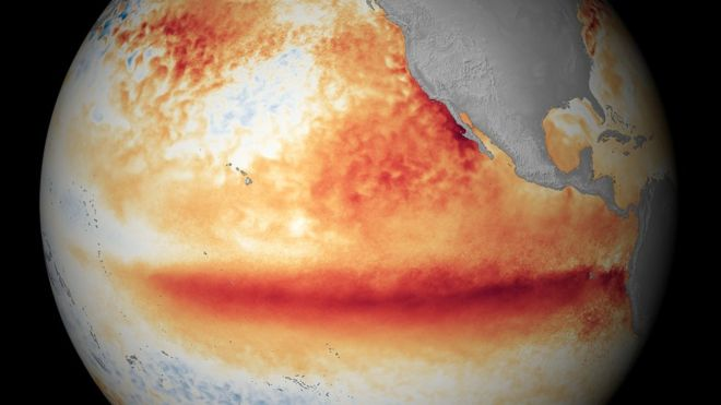 New El Niño weather event likely this winter says WMO