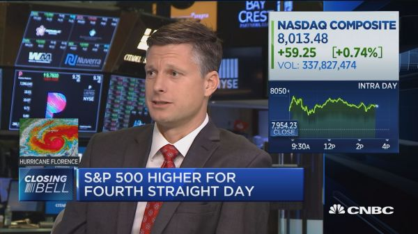 Investors shouldn't let trade tensions scare them out of US equities, investment expert says