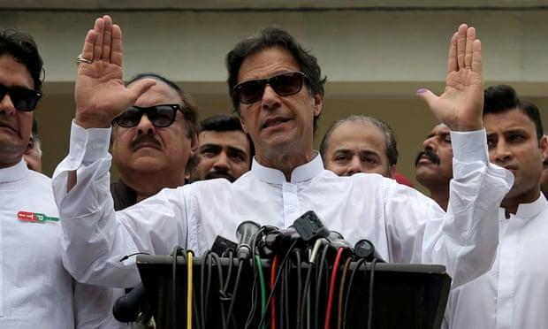 Pakistan's Imran Khan pledges citizenship for 1.5m Afghan refugees