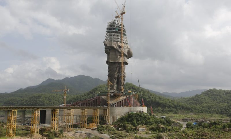 India to break record for world's largest statue … twice