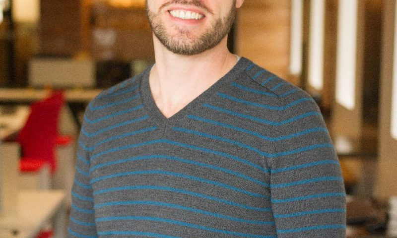 Shaun Linderbaum: Learning never stops for young entrepreneur