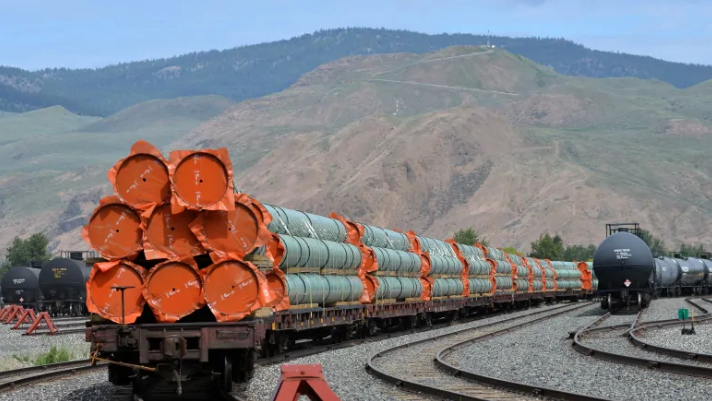 Kinder Morgan hires TD to sell Canadian business, say sources