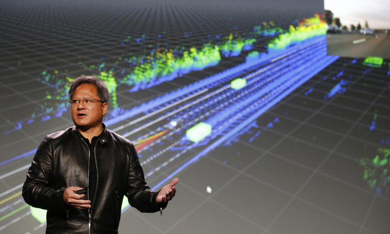 Nvidia is near a 'tipping point' in AI dominance, analyst says