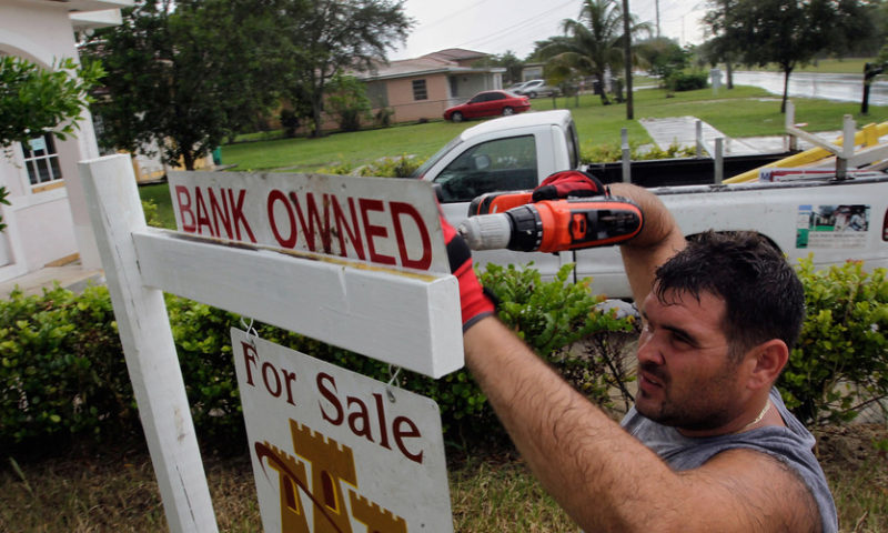 A decade after the housing crisis, foreclosures still haunt homeowners