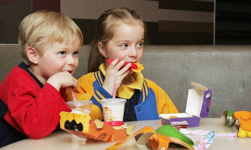 Your kid's Happy Meal likely isn't a healthy meal