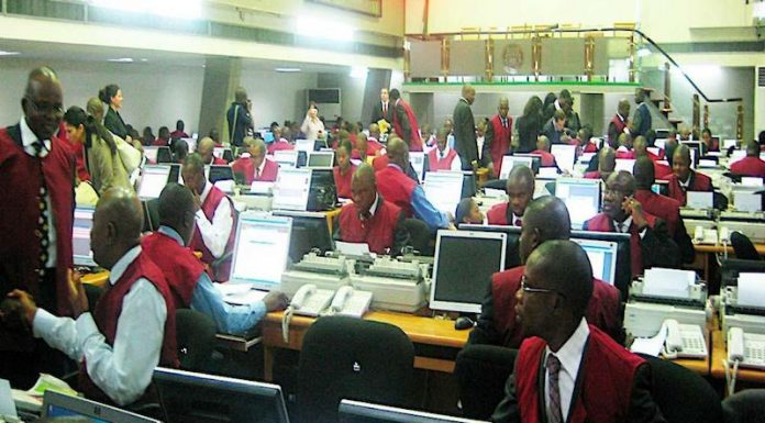 Equities Market Records Worst Weekly Decline on Continuing Sell Pressure