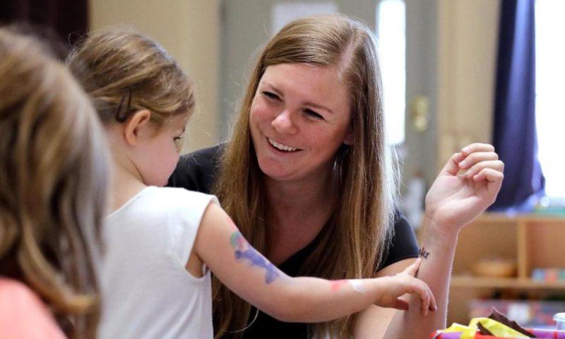 'Broken' Economics for Preschool Workers, Child Care Sector