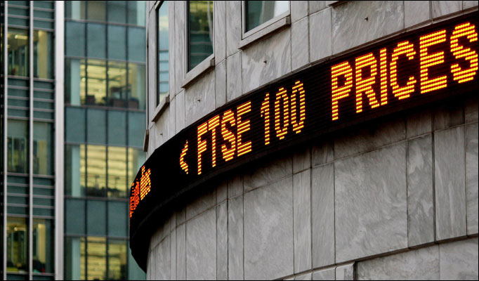 Oil rise helps FTSE bounce back