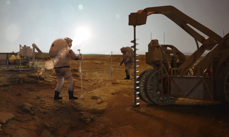 Luxembourg's mining-focused Space Agency ready to lift off