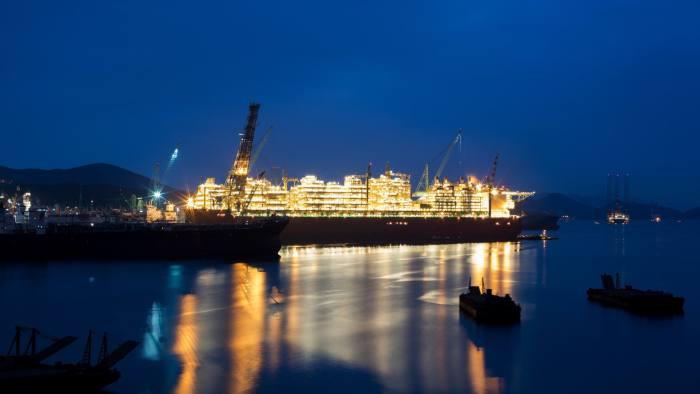 Korea's shipbuilders look to rising tide of orders