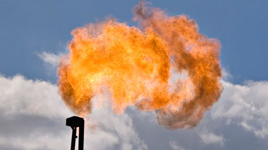 Natural gas prices are on fire this month — here's why