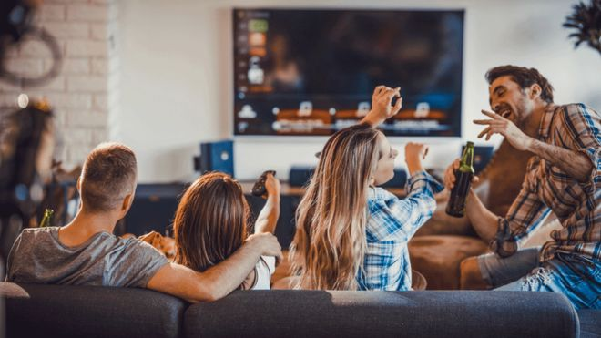 Netflix viewing eats up world's data