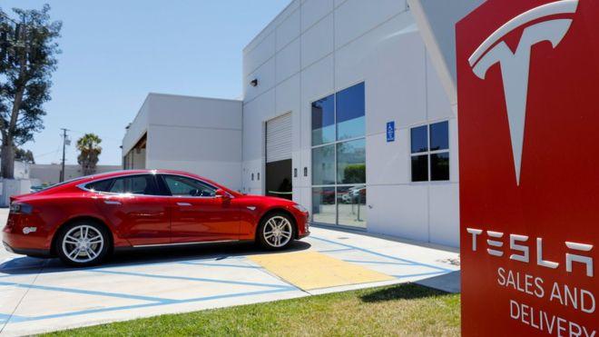 Tesla delivers 'historic' $311m profit