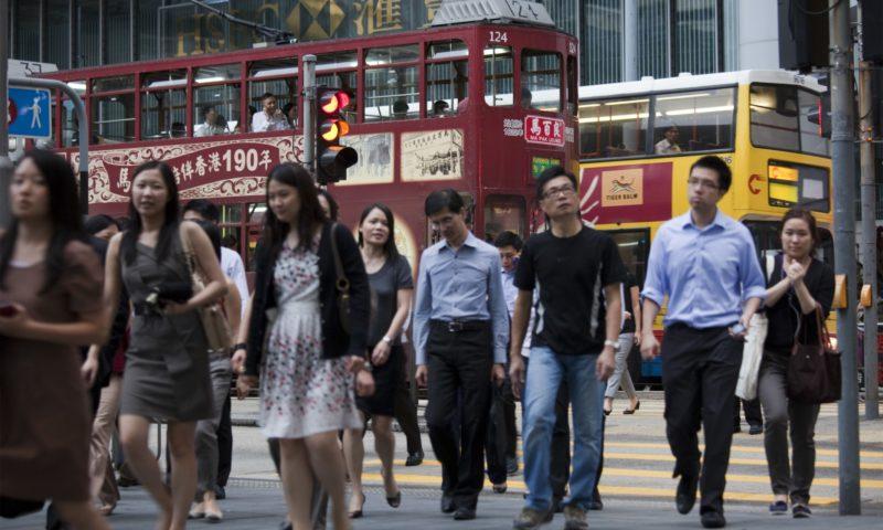 Short Sellers Reload in Hong Kong as Stocks, Currency Slump