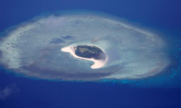 Australia concerned over China's 'aggressive tactics' in South China Sea