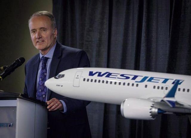 New WestJet Euro routes