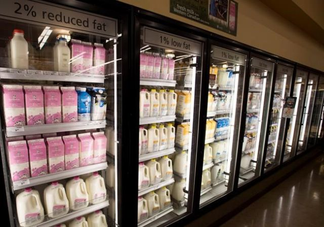 Dairy farmers pan pact