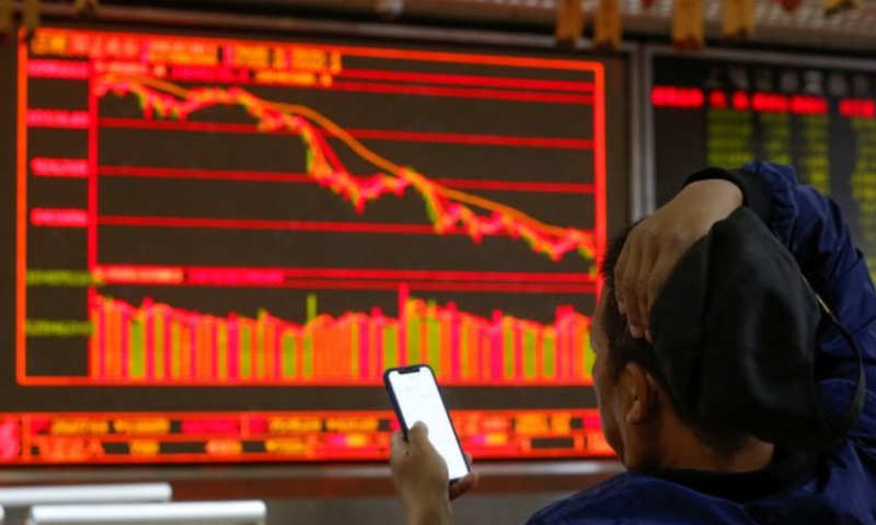 Deepening bear market sees $1 trillion wiped off emerging equities since 2018 peak