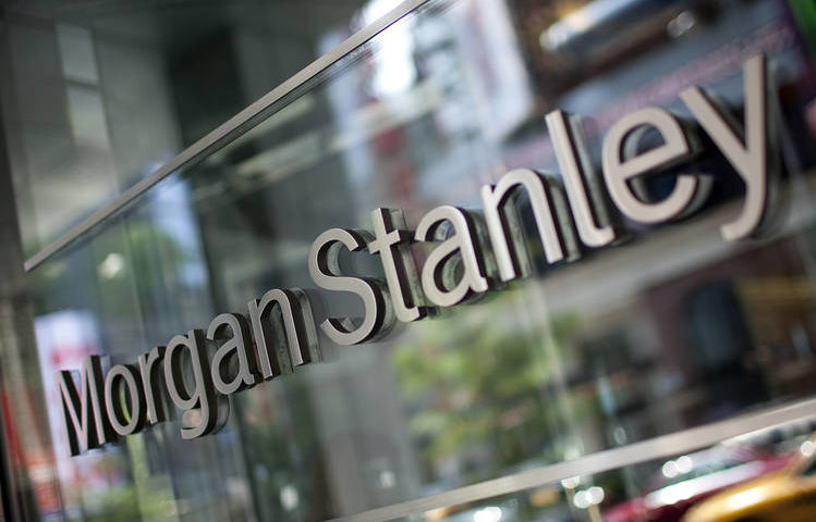 OPPENHEIMER EQUITIES ANALYSTS LIFT EARNINGS ESTIMATES FOR MORGAN STANLEY (MS)