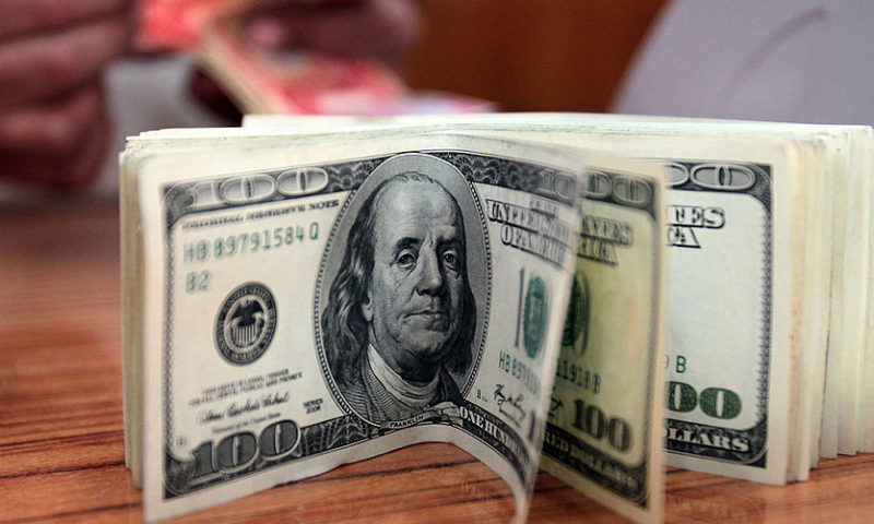 Dollar edges higher as Italian budget drama weighs on the euro