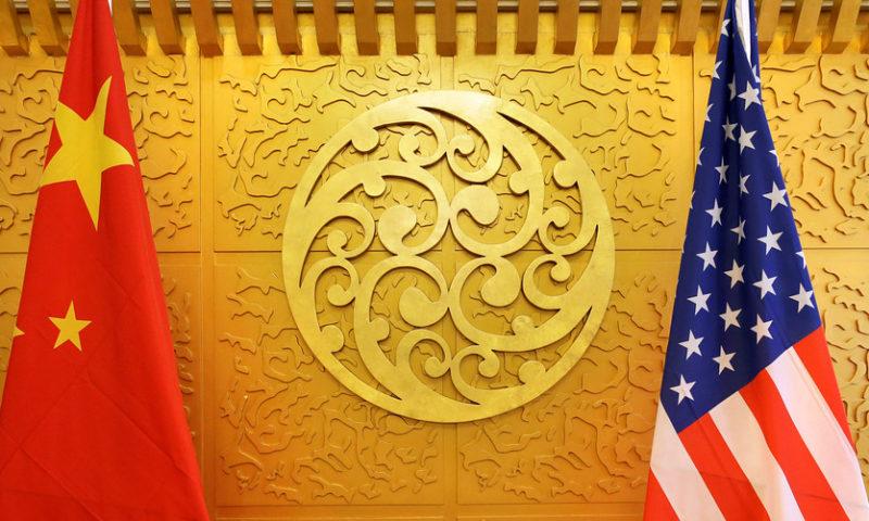 Trade worries weigh down Asia stocks despite big rebound in U.S.