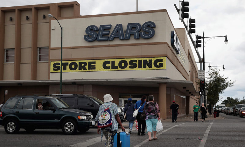 Sears would be a brand that has 'no value' if it files for bankruptcy
