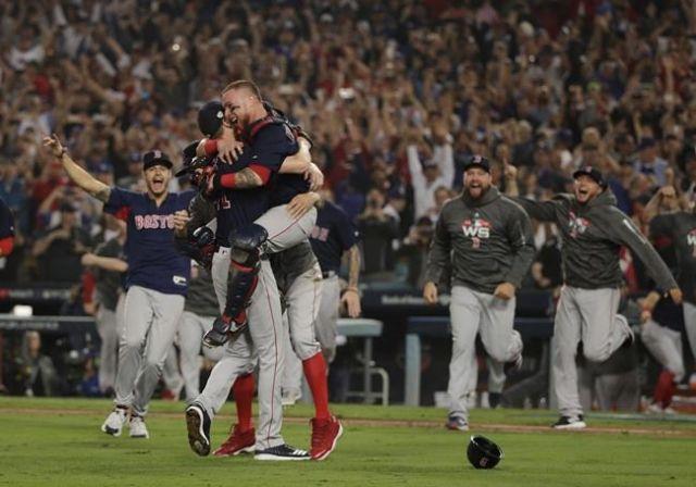 Yawn, it's the World Series