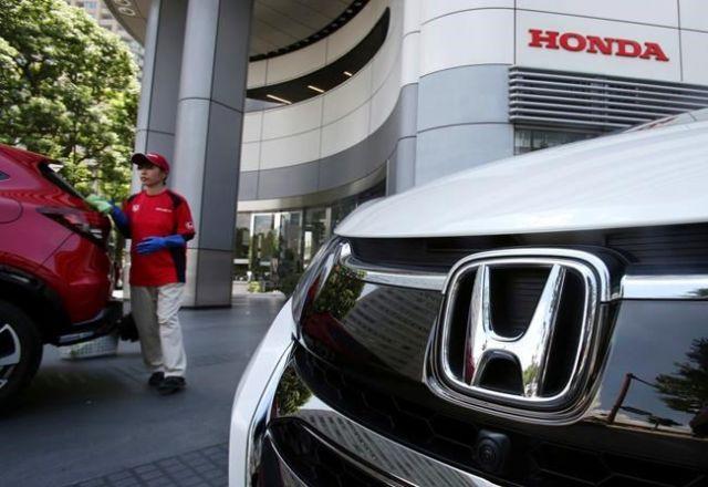 Honda profits healthy