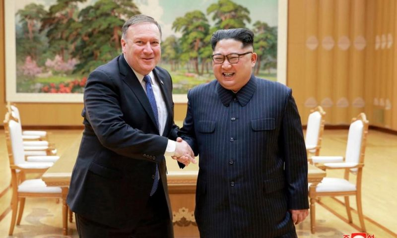 North Korea Says Peace Declaration Not a Bargaining Chip