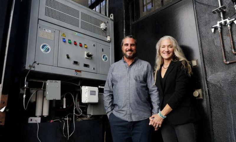 Making Water From Air Wins Couple $1.5 Million XPrize