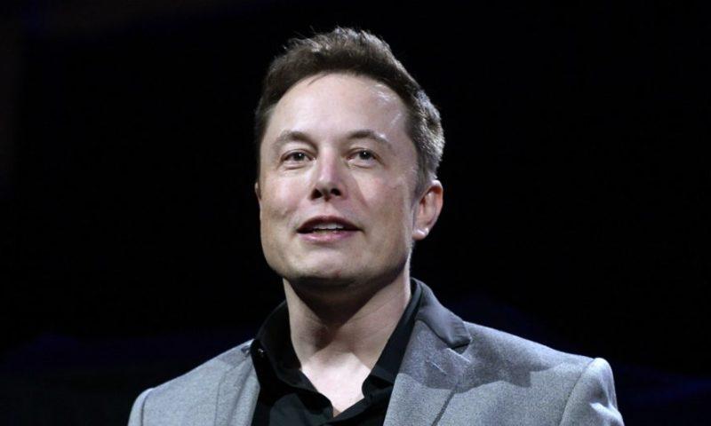Elon Musk mocks SEC