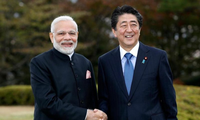 Japan, India Leaders Build Ties Amid Trade, Security Worries