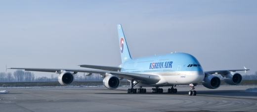 'Korean Air burdened by rising fuel costs'