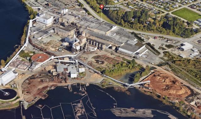 Catalyst selling pulp mills