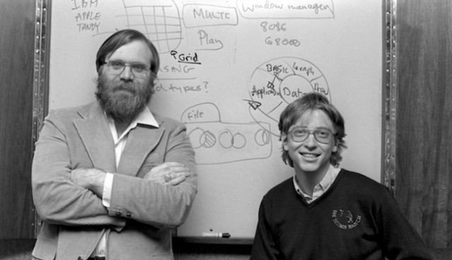 Microsoft co-founder dies