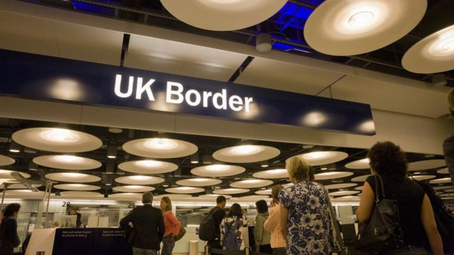 Russia 'sought access to UK visa issuing system'