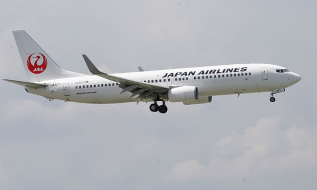 Japan Airlines pilots 'failed breathalyser tests 19 times'
