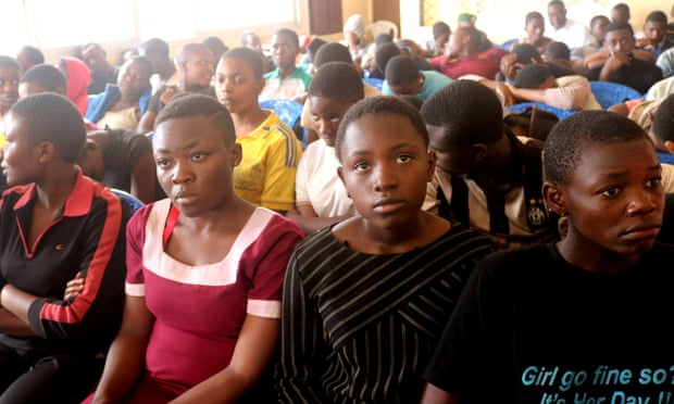 Kidnapped students in Cameroon reunited with their parents