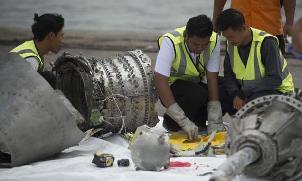 Lion Air crash victim's family files lawsuit against Boeing