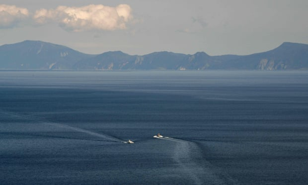 Japanese island disappears, without anyone noticing