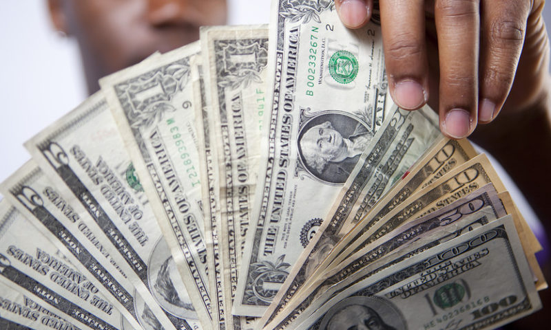 Dollar's bounce drags rivals across the board
