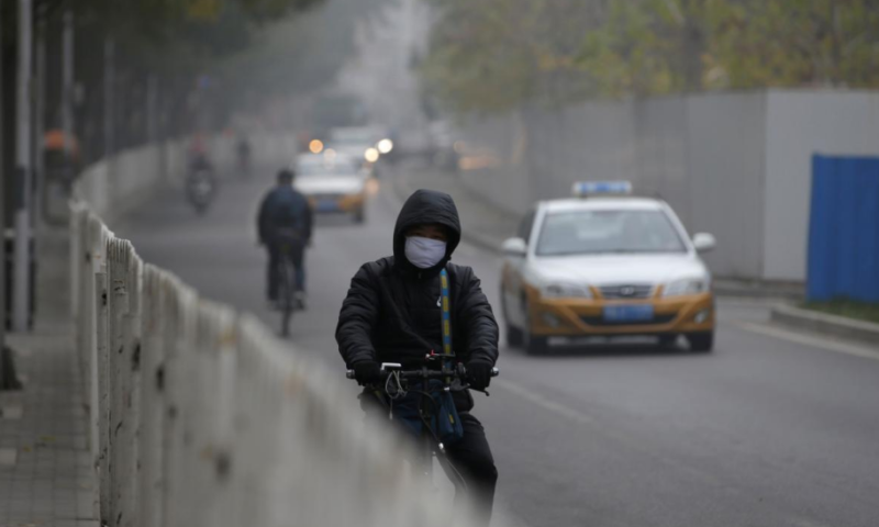 China steps up prosecutions for pollution offences