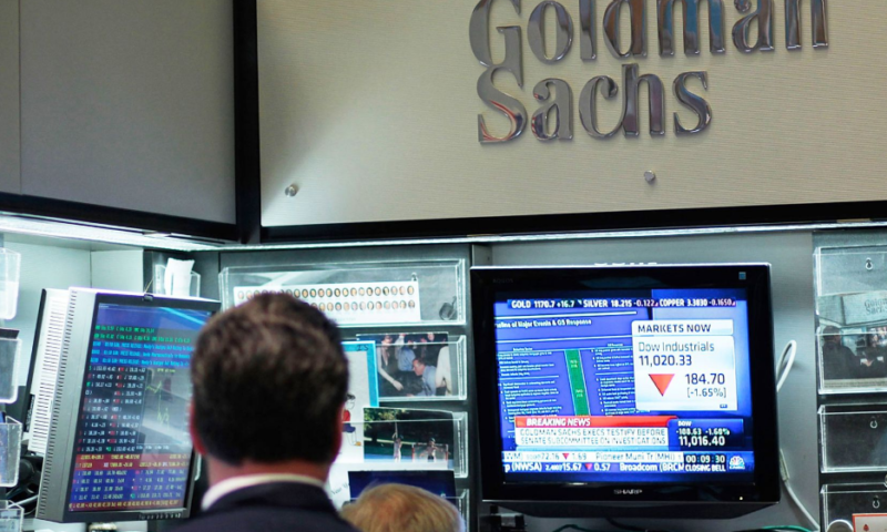 Goldman Sachs: The stock market plunge does not indicate a recession on the horizon